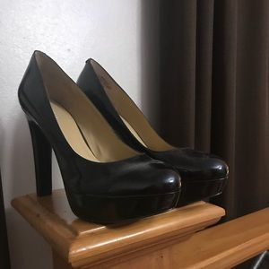 Nine West Patent Leather Heel